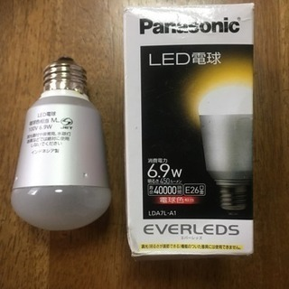 Panasonic エバーレッズ LDA7L-A1 LED電球 ...