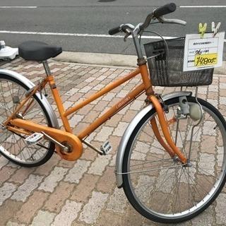 格安!!26インチ自転車!!