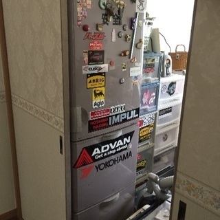 ナショナル冷凍冷蔵庫☆ジャンク品☆部品取り