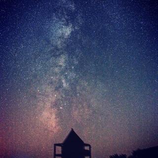 ペルセウス座流星群観測会(及び撮影)
