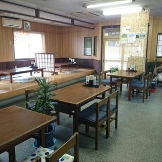 徳島県 宍喰町 海の見える  おうどん屋さん。