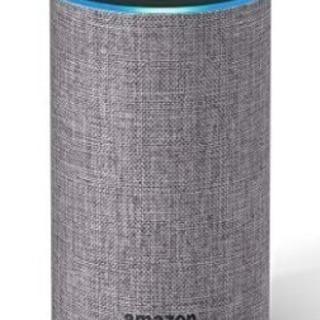 値下げ!【ほぼ新品!】アマゾン エコー(Amazon Echo)