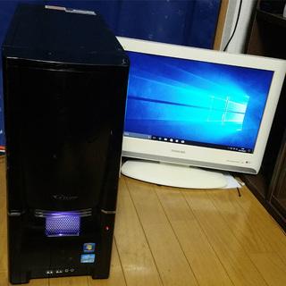 PUBG可能★高性能なゲーミングパソコン!i7xGTX770SSD