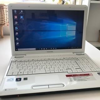 綺麗 TOSHIBA ダイナブック Windows10