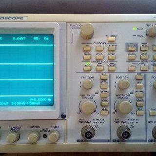 IWATSU SS-7840アナログオシロスコープ 400MH...