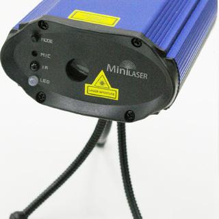 ミニレーザー照明【イーライトレーザーM800RG】