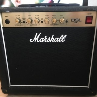 marshall dsl 5c  真空管アンプ