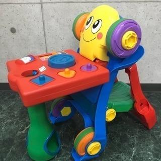 熱中知育EX エクストラ 熱中テーブル ウォーカー ブーブ 組み...