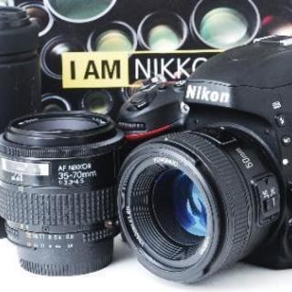 ★2426万画素&超高級機★Wi-fi可能!Nikon ニコン D...
