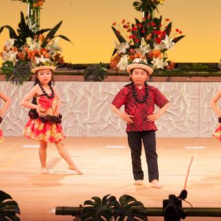 幼児〜小学生★フラダンス生徒募集中★かわいい衣装で踊ろう♪