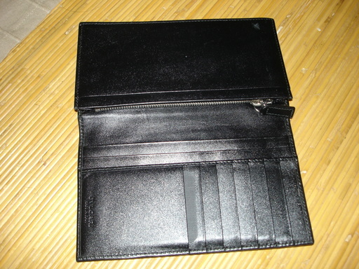competitive price e164b cb84e ブルガリの革製財布 (KINKIN) 鶴ヶ峰のその他の中古あげます ...