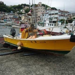 【値下げ】中古船艇 名称年式不明 船外機スズキ4スト70馬力