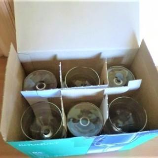 ボージョレ タイプ ワイングラス 1箱/6脚入り¥1,500