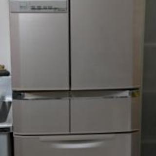 大型冷蔵庫 470リットル 十分な機能有り