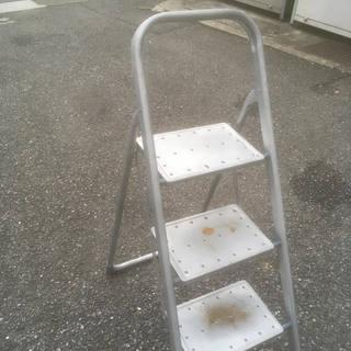踏み台 折りたたみ はしご 脚立  USED 調布市