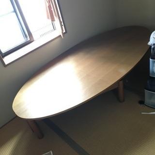 テーブル 8月19日に処分します
