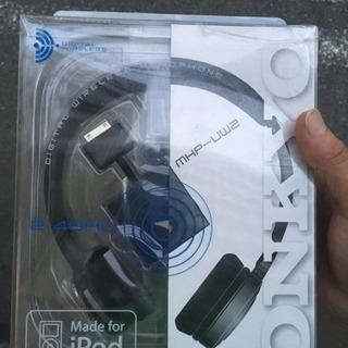 MHP-UW2 ONKYO ヘッドホン 新品未開封