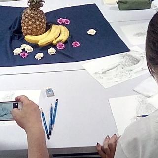 8月30日『本気のお絵かき教室』~代々木