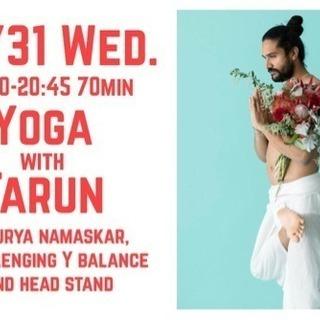 Yoga with Tarun -Fun challenges!-