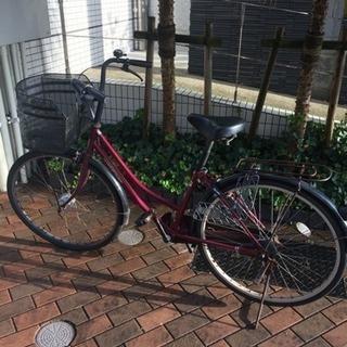 値段下げました 取りに来てくれる人限定  自転車