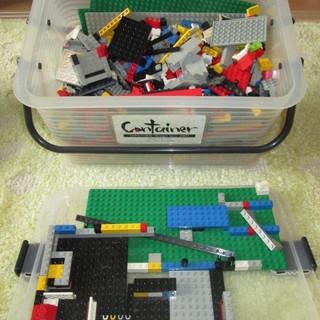 レゴ・ブロック(カリブの海賊船、他多数)