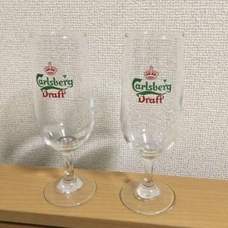 【未使用・非売品】カールスバーグ ピルスナー ビールグラス 38...
