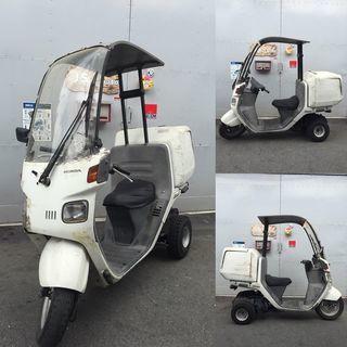 ♪ホンダ ジャイロキャノピー TA02 50cc 実働/部品取りに...