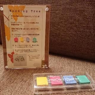 [値下げ②]ウェディングツリー 付属品
