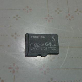 Seeqvault 対応 マイクロ SD カード 64GB
