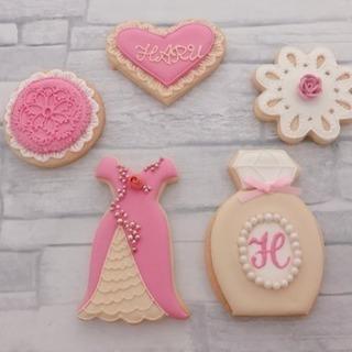 『湘南スタイル』掲載記念 エレガントカラー アイシングクッキーレッスン