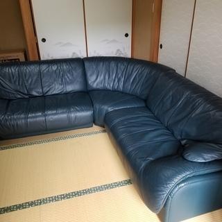 無料 L型ソファー 引き取り可能な方のみ
