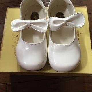 発表会、ドレスコーデ用靴19センチ