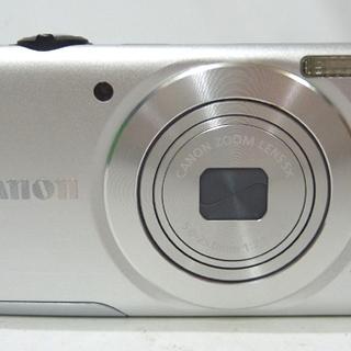 キャノン デジタルカメラ 約1600万画素 8G SDカード付 ...