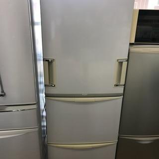3ドア冷蔵庫 シャープ 05年製 345L 中古 リサイクルショ...