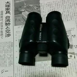 双眼鏡 Nikon TRAVELITE 8×25 5.6度 ソフ...