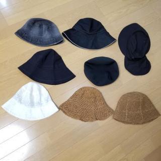 美品‼️レディース 帽子 8点セット ハット