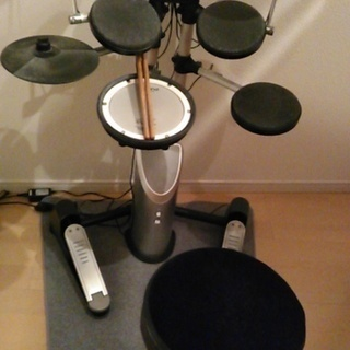 ♪♪♪ 自宅の電子ドラムにてドラム教えます(未経験者~初心者の方...