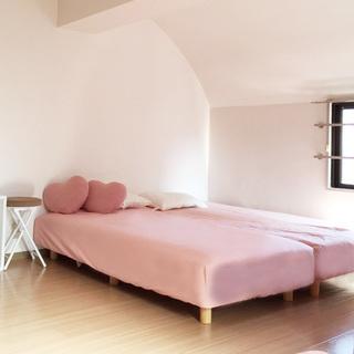 大阪市内発!シングルベッド!取りに来れる方!コイルマット