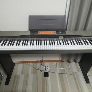 カシオ電子ピアノ PX-400R スタンド付