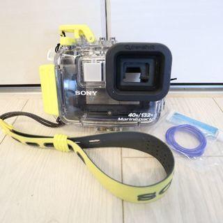 SONY Cyber-shot DSC-T70 & MPK-THE...