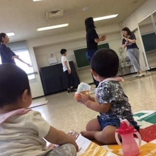 ママのお稽古・赤ちゃん連れOK金町タップ・ママタップクラス
