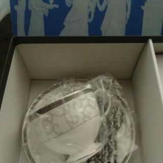 WEDGWOODカップ、HANAE MORIグラス - 生活雑貨