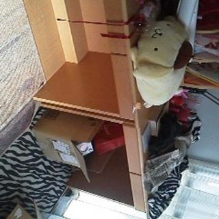 被災地の方へ収納家具類を差し上げます