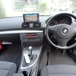 ご成約頂き有難う御座います。車検平成31年9月 低走行5万キロ BMW116i Pスタート ETC DVD - 東大阪市