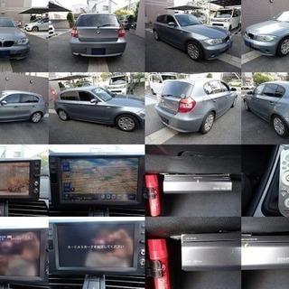 ご成約頂き有難う御座います。車検平成31年9月 低走行5万キロ BMW116i Pスタート ETC DVD - BMW