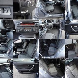 ご成約頂き有難う御座います。車検平成31年9月 低走行5万キロ BMW116i Pスタート ETC DVD − 大阪府