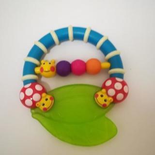 赤ちゃんおもちゃ にぎにぎ かみかみ 歯固めの画像