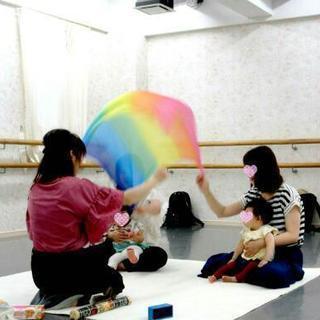 英語リトミック教室 1~3歳児【垂水教室】