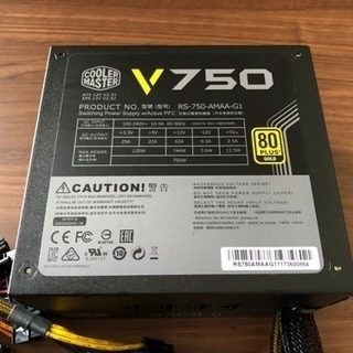 PC 電源 COOLER MASTER RS-750-AMAA-G1
