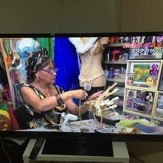 【安い!】シャープアクオス60インチ液晶テレビ